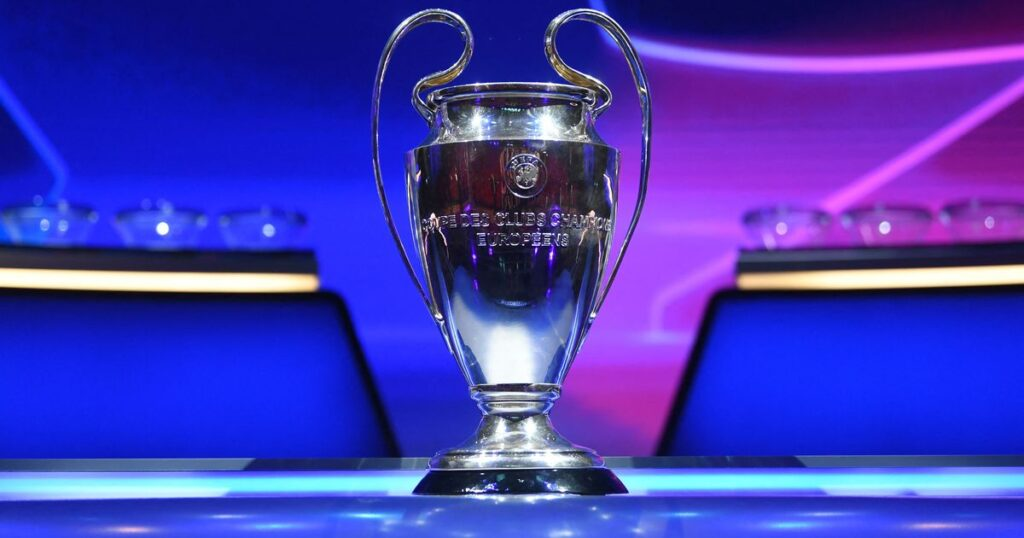 Man City and Manchester United could lose Champions League ...